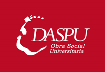 Logo de la obra social Daspu