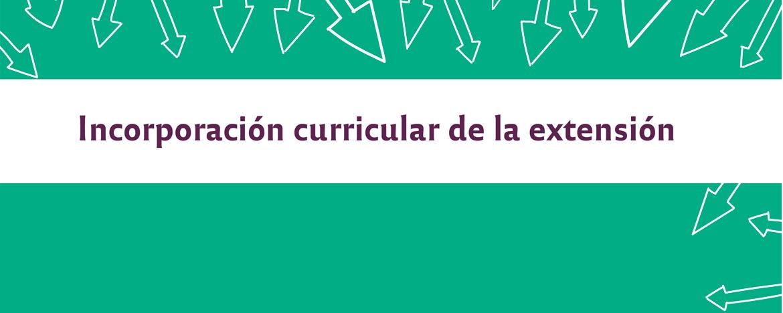 incorporacion curricular
