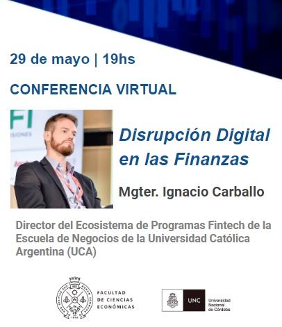 carballo disrupcion digital finanzas