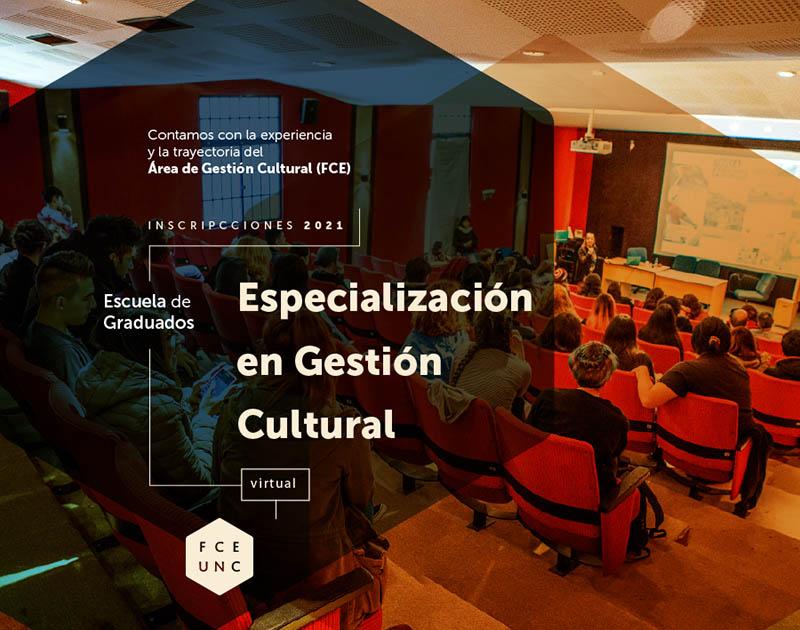 esp gestion cultural