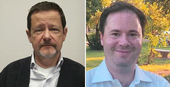 Carlos Swoboda y Samuel Kaplan