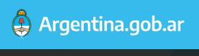 argentina gob ar logo