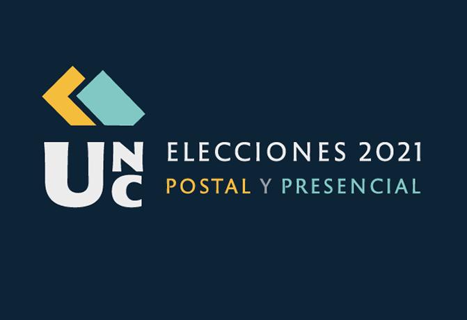 Elecciones 2021 postal y presencial