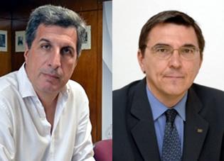 Alejandro Jacobo y Simón Sosvilla Rivero
