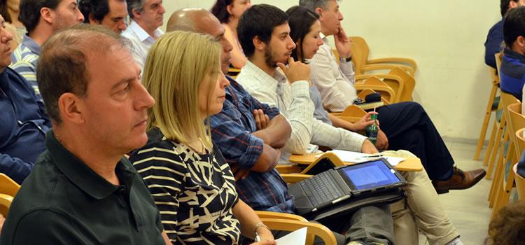 Imagen de profesores de la Facultad