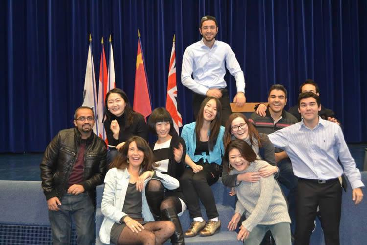 graduados intercambio ESSEC