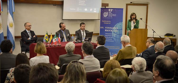 Jornadas Internacionales de Finanzas Públicas
