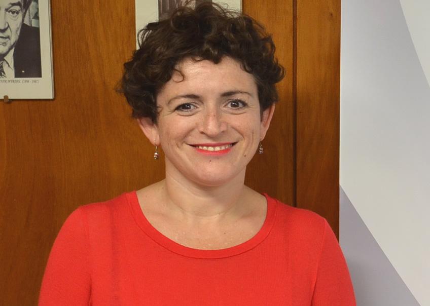 María Celeste Gómez en una foto de 2018