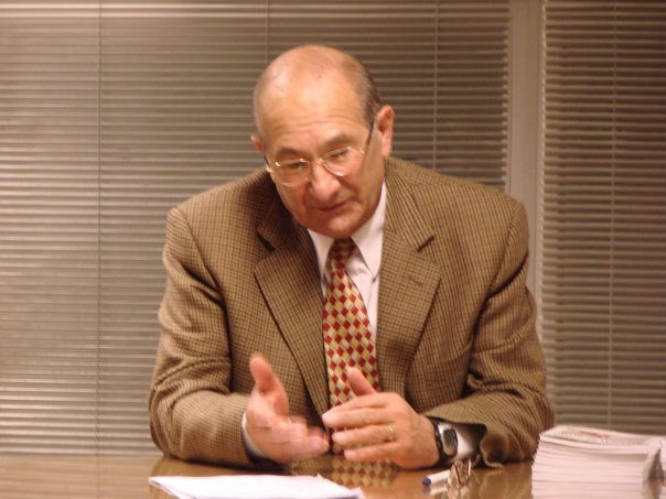 Pedro León Almeida, que en paz descanse