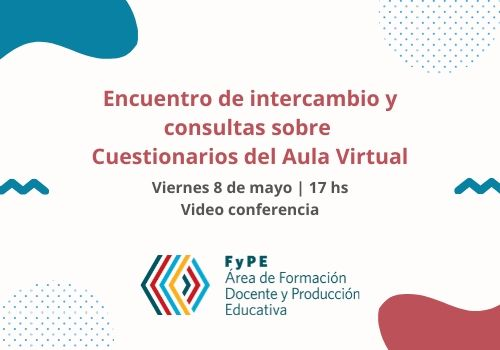 Invitación videoconferencia