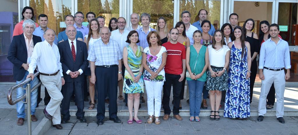 Integrantes del Instituto de Economía y Finanzas (IEF) de la Facultad de Ciencias Económicas, UNC
