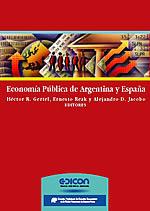 Tapa del libro Economía Pública de Argentina y España
