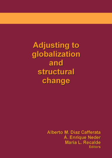 Tapa del libro Adjusting to Globalization and Structural Change