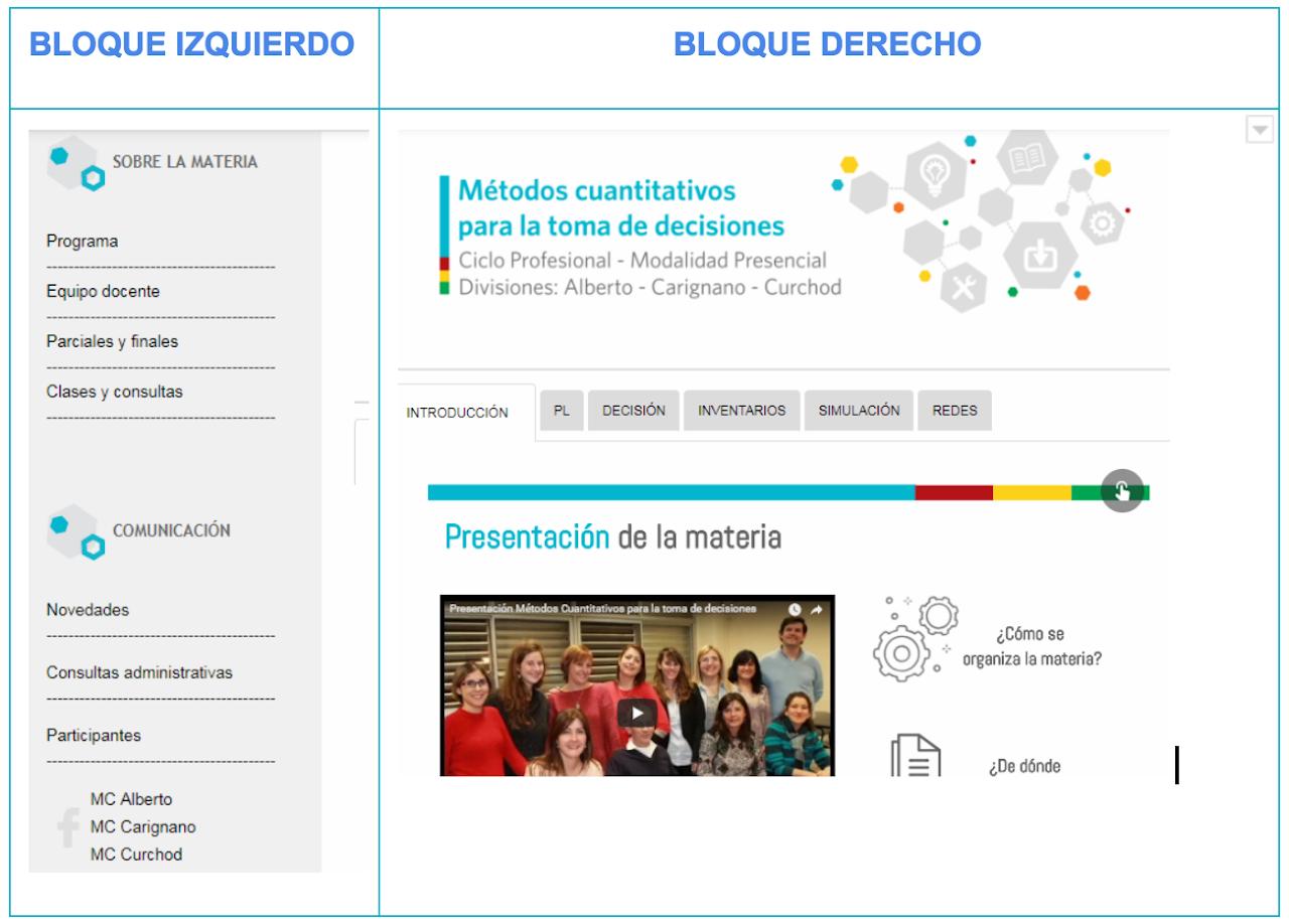ingreso aula virtual